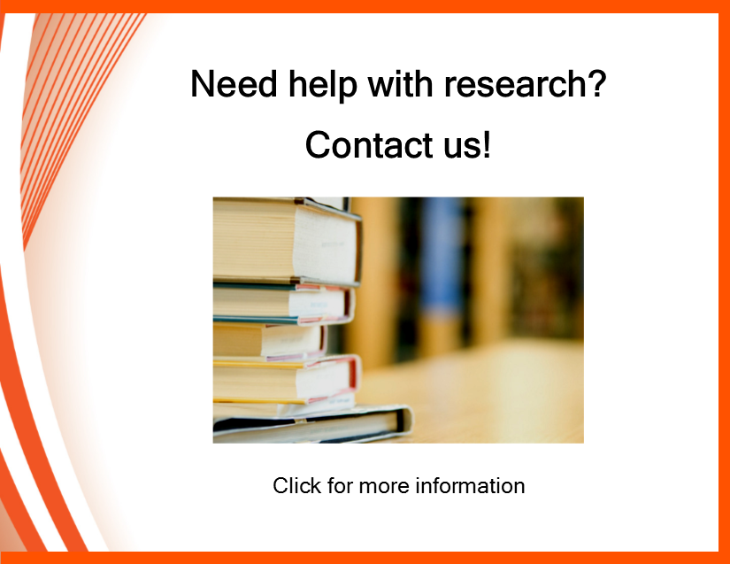 Get Help with research projects